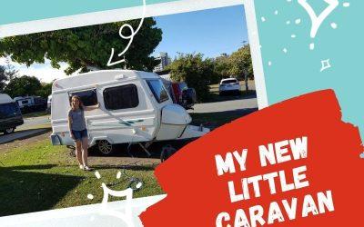 My New Little Caravan
