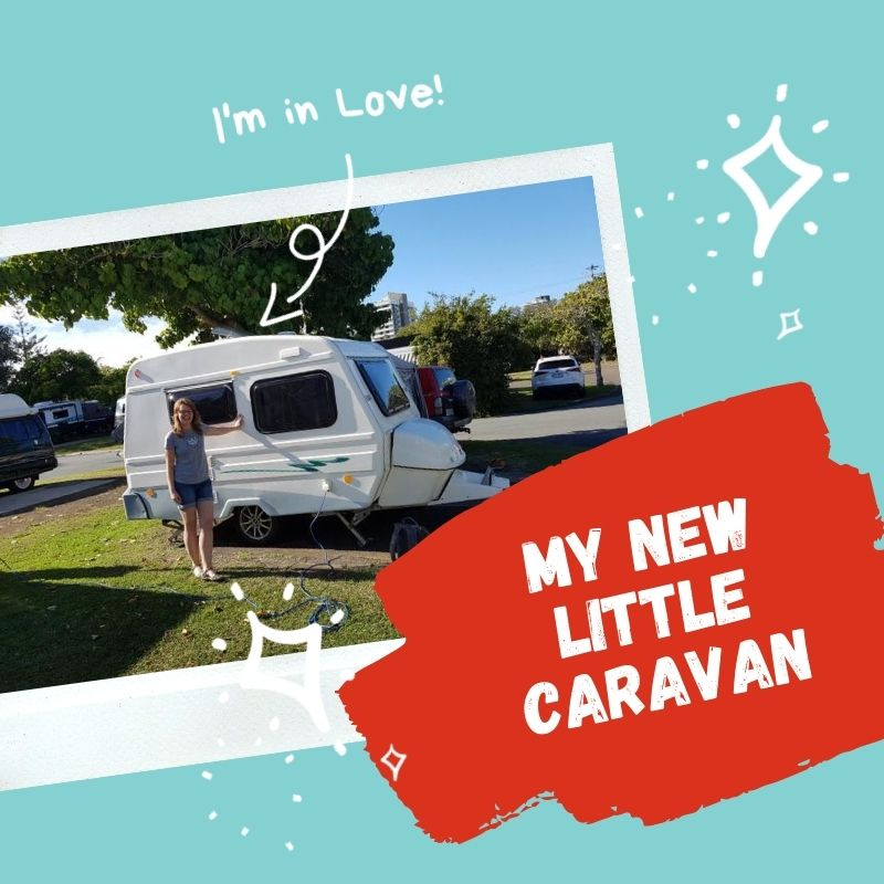 My New Little Caravan