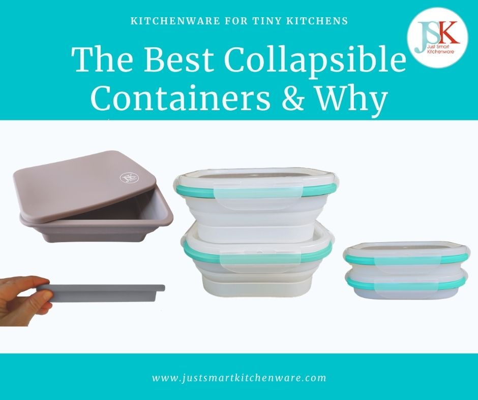 The Best Collapsible Food Containers and Why That Is